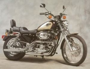 1998 harley davidson sportster submited images