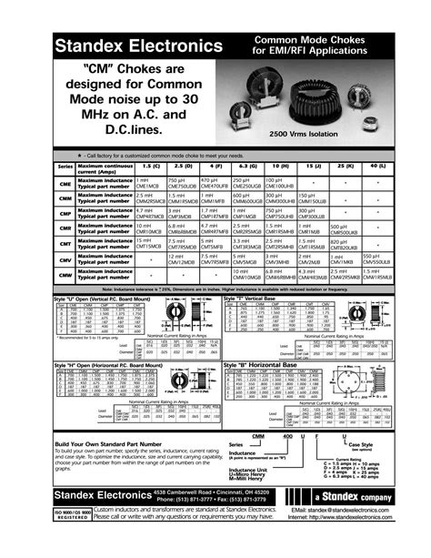 transistor fet 7n65c common mode choke datasheet 28 images wurth electronics common mode chokes filters mouser