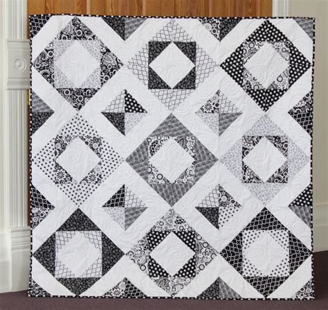 black and white quilt pattern book evening blooms quilt tutorial with andy knowlton