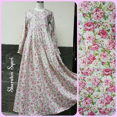 Hasel Dress Dress Katun Jepang 51 best gamis abaya syari images on for sale