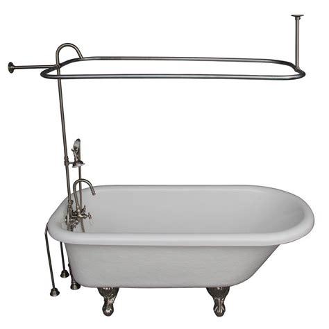 58 X 32 Bathtub by Sturdifit 32 In X 60 In X 58 In 5 Easy Up