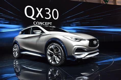 who makes infinity cars infiniti qx30 2016 the car to make you take infiniti
