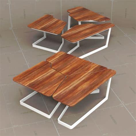 fracture coffe table 3d model formfonts 3d models textures