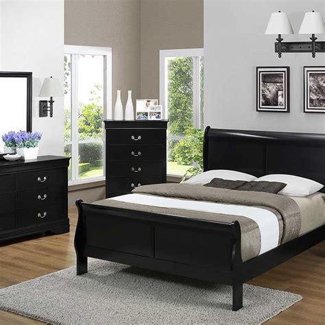 black twin bedroom set black bedroom set the furniture shack discount