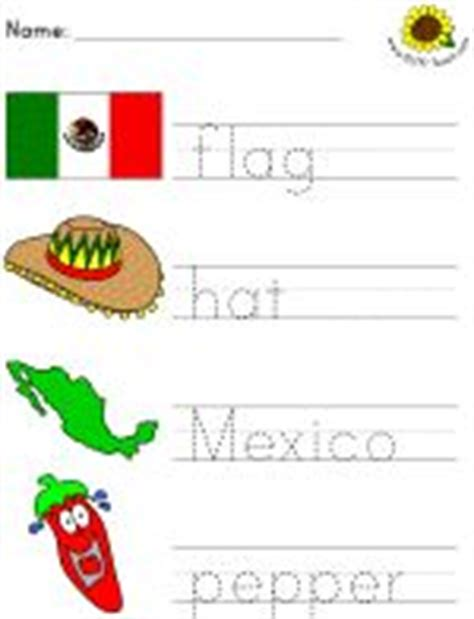 kindergarten activities mexico 41 best images about 1st 2nd grade mexico on pinterest
