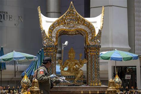 Bangkol Polri polisi identifikasi dua tersangka bom bangkok