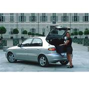 DAEWOO Lanos Hatchback 5 Doors Specs  1996 1997 1998