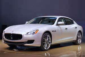 Pictures Of Maserati Quattroporte Maserati Calling In New Quattroporte For Electrical Issue