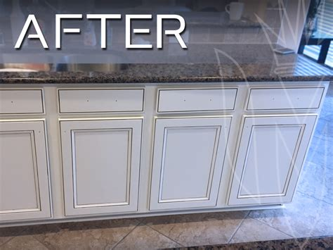 how to glaze white cabinets refinishing magnifico cabinet refinishing paint