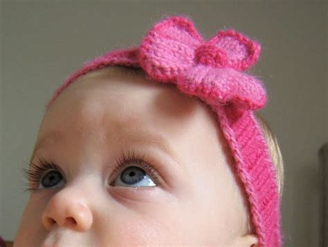 pattern for infant headbands 1000 images about baby headbands knitting and crochet
