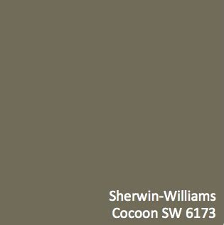 sherwin williams cocoon sw 6173 paint colors exterior colors paint colors and