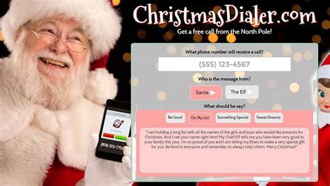 Santa Claus Phone Number Email Address Find Out Here | santa claus phone number can i call for free in 2015