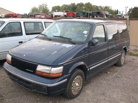 1994 chrysler town country for sale in roanoke virginia classified americanlisted com 1994 chrysler town country cd player radio 19896625