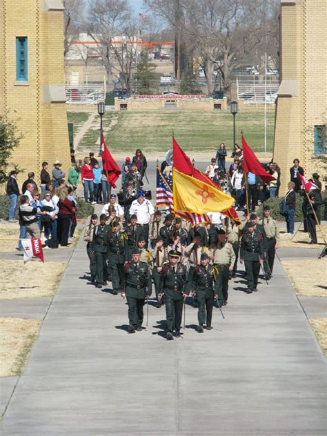 probation color code system nmmi corps new mexico institute acalog acms