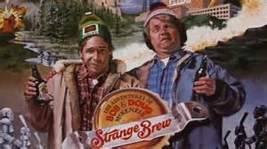 Strange Brew Strange Bacon Proudly Presents Strange Brew 1983
