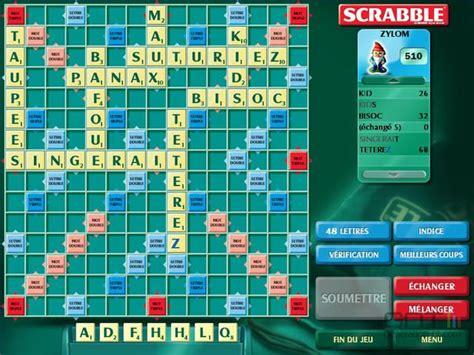 scrabble en francais scrabble deluxe screen 1