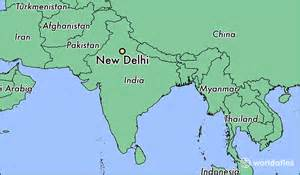 delhi on world map where is new delhi india where is new delhi india located in the world new delhi map
