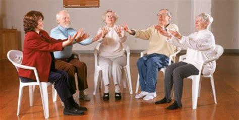 chair exercises  seniors  strength  stability