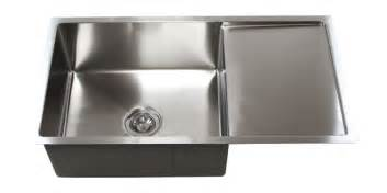 36 quot stainless steel undermount kitchen sink w drain board