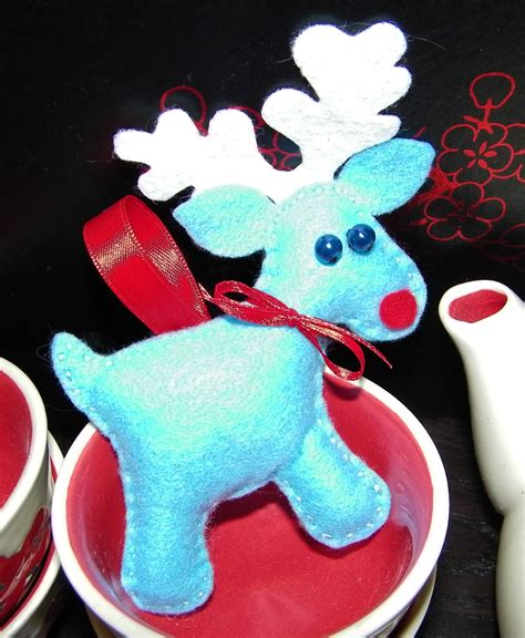 felt reindeer pattern free patterns pregnancy baby child