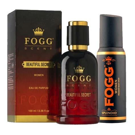 Parfum Foggs buy fogg beautiful secret eau de parfum and splendid deodorant combo for
