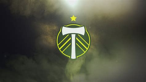 mls portland timbers logo wallpaper   soccer