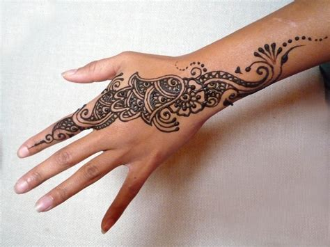 moroccan henna tattoo designs morocco india fusion kenzilicious flickr