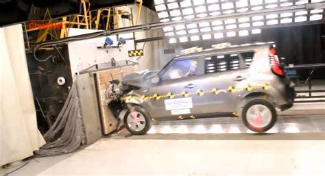 Kia Soul Crash Nhtsa Give A 5 Rating To 2014 Kia Soul Automotorblog