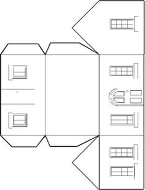 1000 Images About Sint On Pinterest Sinterklaas Knutselen And Om Paper Houses Templates