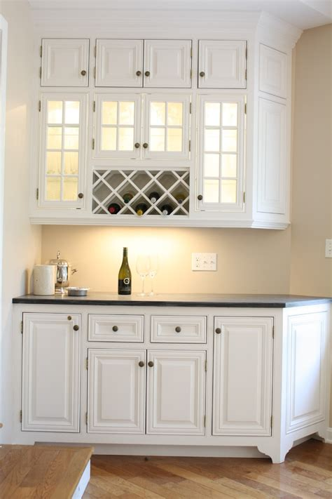 locking liquor cabinet kitchen traditional with built in