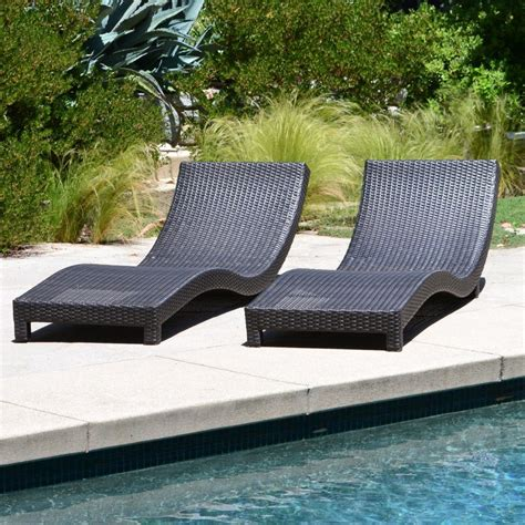 Modern Outdoor Lounge Chairs by 15 Best Modern Outdoor Chaise Lounge Chairs