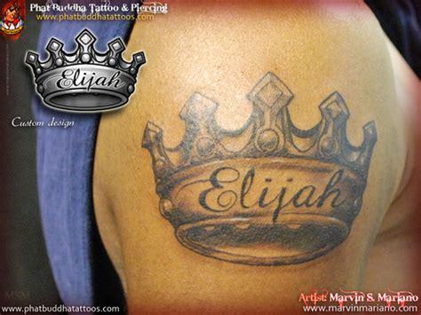 elijah tattoo elijah crown picture at checkoutmyink