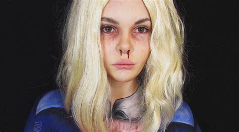 imagenes goticas terrorificas maquillaje para halloween 2017 15 ideas g 243 ticas y