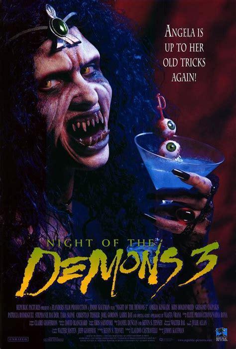 los demonios demons la noche de los demonios 3 demon house 1997 filmaffinity
