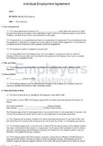 Independent Contractor Agreement Template Nz casual employment contract amp agreement employers