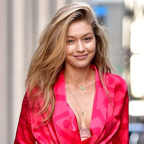 gigi hadid hair color gigi hadid hair colour hairstyle timeline crew