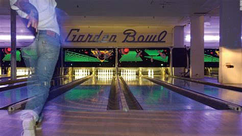 Garden Center Lanes by America S Best Fashioned Bowling Alleys Cnn