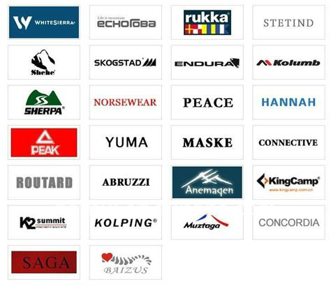 outdoor brand logos related keywords suggestions for outdoor apparel company
