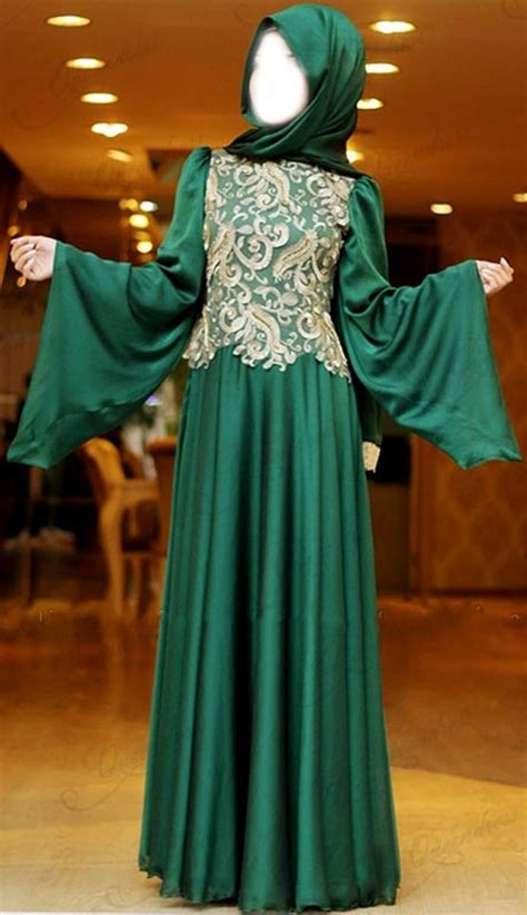 Maxi Dress Muslim Dress Wanita Marissa Maxi muslim bridal maxi wedding dress fashion 2015 kaftan jalabiya