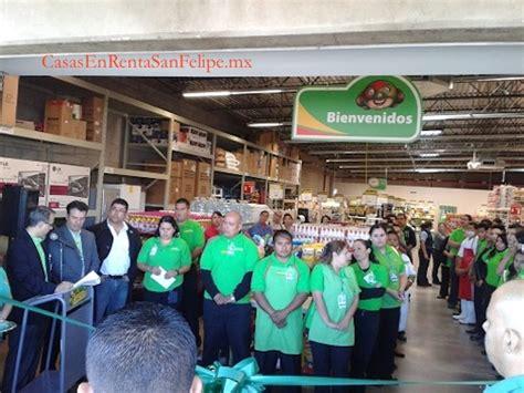 calimax tienda tienda de autoservicio en san felipe baja condominios