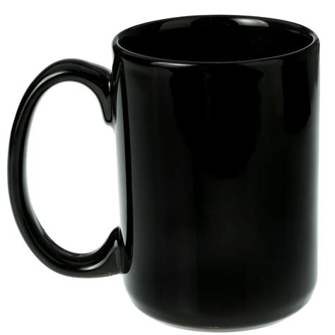 shop nrs black coffee mug