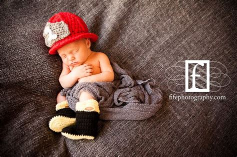 baby firefighter boots firefighter baby pictures crochet baby firefighter