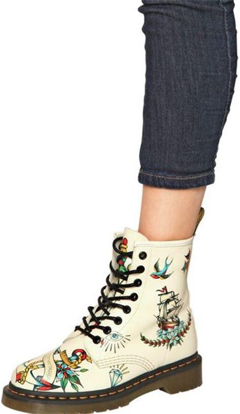 tattoo creams boots dr martens 30mm louie calf tattoo boots in beige tattoo