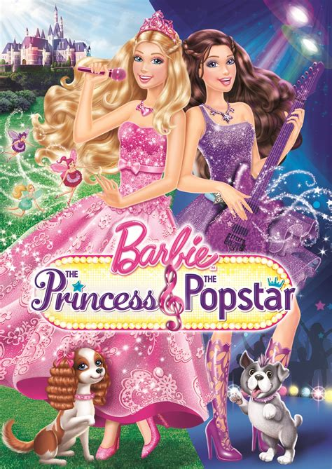 film barbie pop star barbie the princess the popstar barbiestyle