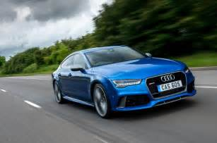 Audi Rs7 Coupe Audi Rs7 Sportback Review 2017 Autocar
