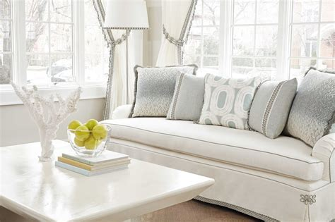 Couches With Pillows by Samuel And Sons Passementerie