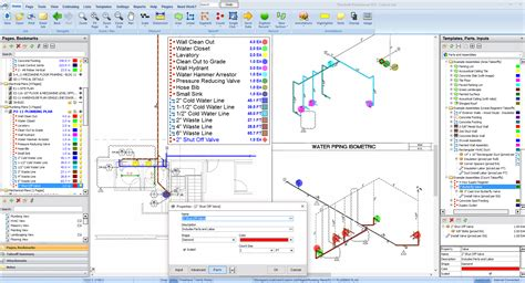 Plumbing Estimating Software Free by Plumbing Planswift Australia
