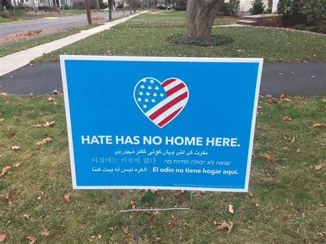 Home Is Here Has No Home Here Yard Sign Stake
