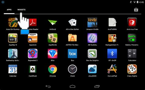 tablet widgets how to add settings shortcut widgets to the home screen in