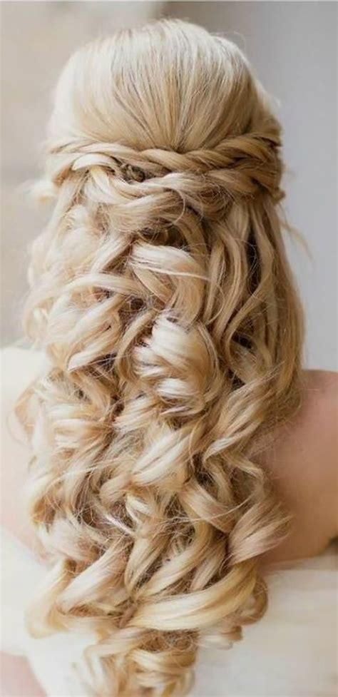 Formal Hairstyles For Hair For Wedding by Top 25 Best Wedding Hairstyles Ideas On